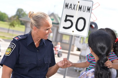 Peel Regional Police in our Community