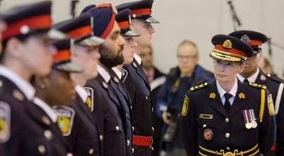 Peel Regional Police Recruit Graduation